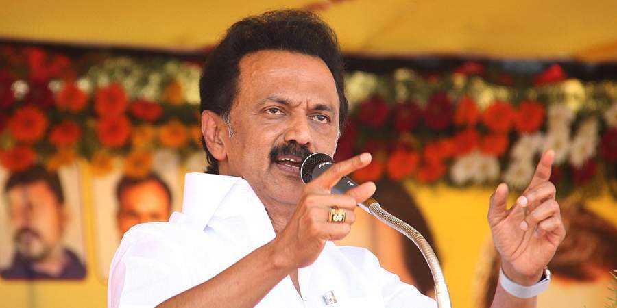 DMK Leader MK Stalin Criticise TN Govt